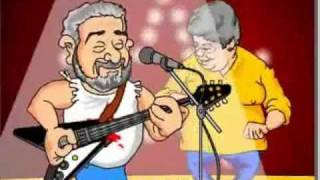 CHARGES DE DILMA,  LULA,  O  PT E  O BRASIL - IMPERDÍVEL 2