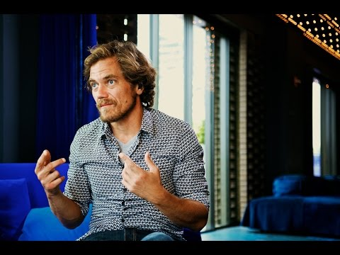 Michael Shannon | Interview | A Drink With