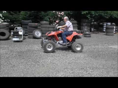 Chico Auction ATV