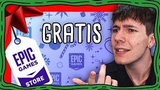 Epic Games REGALA JUEGOS en 2 minutos (juegos gratis)