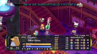 Disgaea 5 - Tour of the Pocket Netherworld