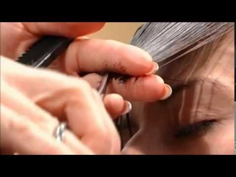 Подбор причесок. Причёски для квадратного и прямоугольного лица.