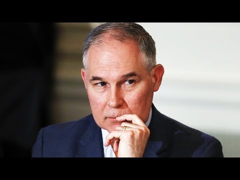 EPA Head Had Secret Meetings With Coal Barons