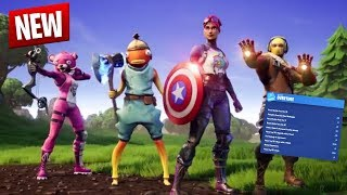 Leaked Fortnite Cosmetics v8.50 (Fortnite X Avengers Endgame, S8 Overtime Challenges)