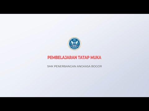 Pembelajaran Tatap Muka   SMK Penerbangan Angkasa Bogor   Lanud Atang Sendjaja
