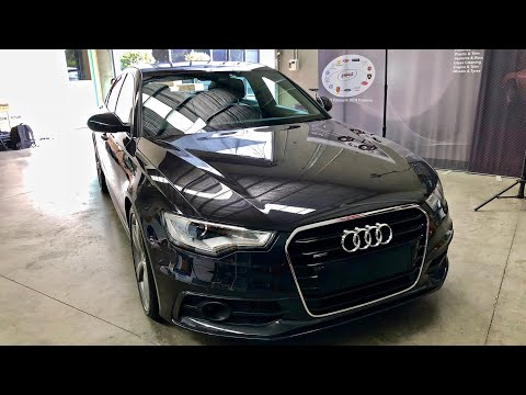 Audi A6 Complete Detail + Training Day & Product Testing