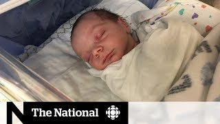 Dealing with Canada's opioid babies