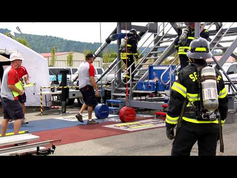 FIREFIGHTER COMBAT CHALLENGE SILVERWOOD