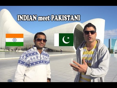 When I Met an Indian in Azerbaijan!