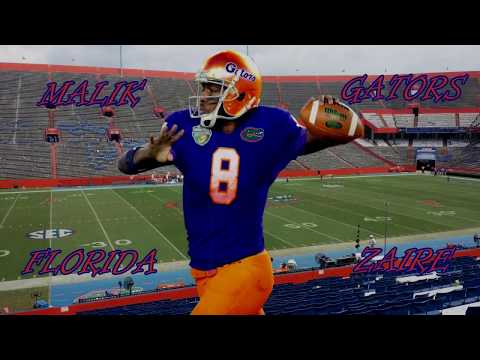 Malik Zaire - I Came to Play: Florida Hype Video