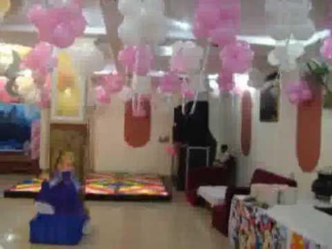 Up Next Princess Theme Birthday Party