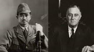 【感涙】【日本の意思】市丸海軍少将の手紙「ルーズベルト二与フル書」