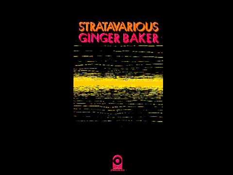 Ginger Baker - Stratavarious