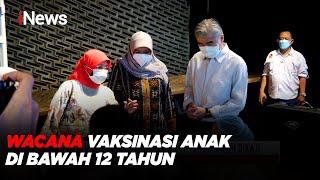 Wacana Vaksinasi Anak di Bawah 12 Tahun Masih Dikaji #iNewsPagi 28/09