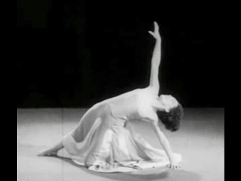 Mary Wigman - Dancer, Choreographer and Pioneer of Expressionist Dance 3
