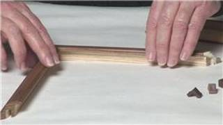 Picture Framing : How To Use A Picture Frame Joiner Kit
