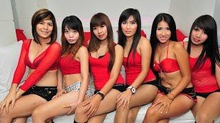 Тайские девушки на работе!)Thai girls at work!)