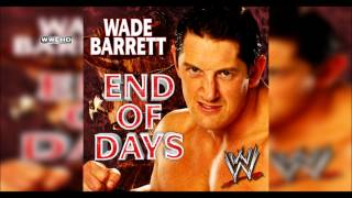 "WWE: ""End Of Days"" (Wade Barrett) Theme Song + AE (Arena Effect)"