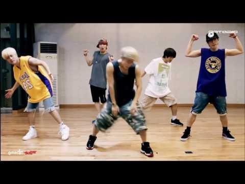 Bigstar - Run & Run Dance Practice (Mirror And Slow 80%)