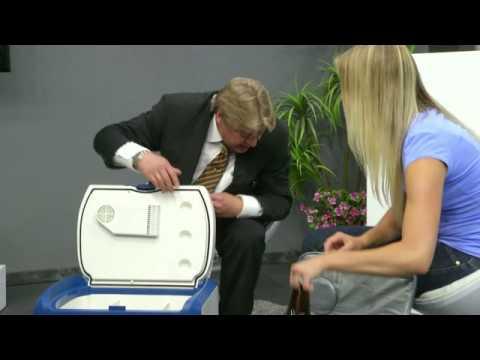 Xcase Mini Kühlschrank : Xcase thermoelektrische kühltasche fürs auto 35 l youtube