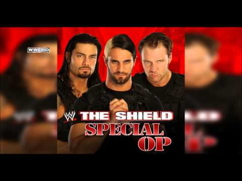 """WWE: """"Special Op"""" (The Shield) Theme Song + AE (Arena Effect)"""