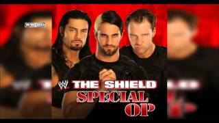 "WWE: ""Special Op"" (The Shield) Theme Song + AE (Arena Effect)"