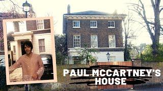 Paul McCartney's House In London