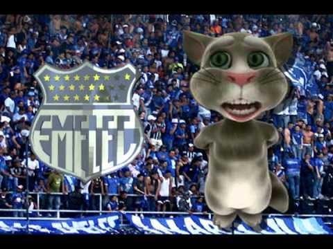 Himno a EMELEC por el gato TOM (Talking TOM Cat)