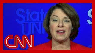 Amy Klobuchar: Michael Bloomberg can't just waltz in and say this
