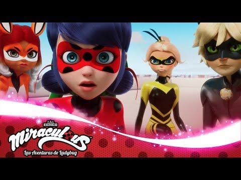 MIRACULOUS 🐞 MAYURA (El Día de los Héroes - parte 2) 🐞 Las Aventuras de Ladybug