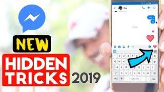 Facebook Messenger Latest update features And New Hidden TRICKS