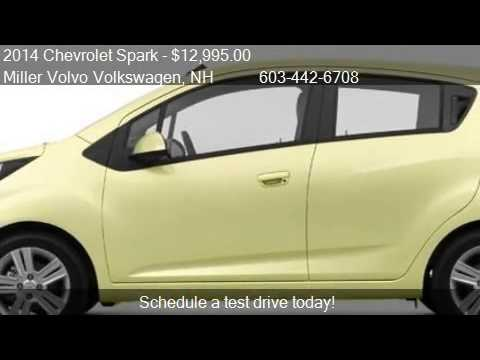 2014 chevrolet spark ls manual for sale in lebanon nh 03766