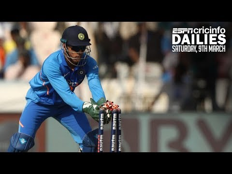 MS Dhoni rested for remaining ODIs against Australia | Daily Cricket News