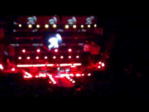 Xavier Naidoo live @HH COLINA 01.12.09-Ich kenne nichts