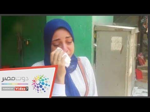 انهيار طالبة ثانوي من البكاء لصعوبة امتحان اللغة الانجليزية  - 13:54-2019 / 6 / 12