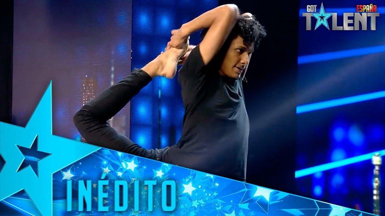 WOW! Este BAILARÍN lo da todo el ritmo de SIA | Inéditos | Got Talent España 2021