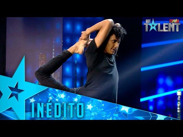 WOW! Este BAILARÍN lo da todo el ritmo de SIA   Inéditos   Got Talent España 2021