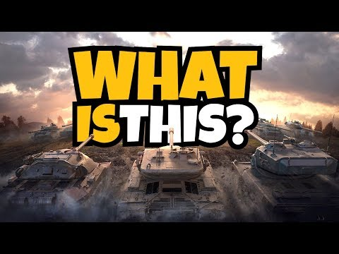 What Is World of Tanks in 2018?