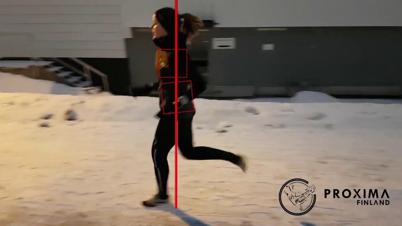 Juoksutekniikka