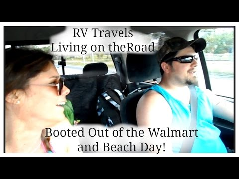 RV Travels~ Kicked out of Walmart is Life on the Road with Living Free ! Day 5&6