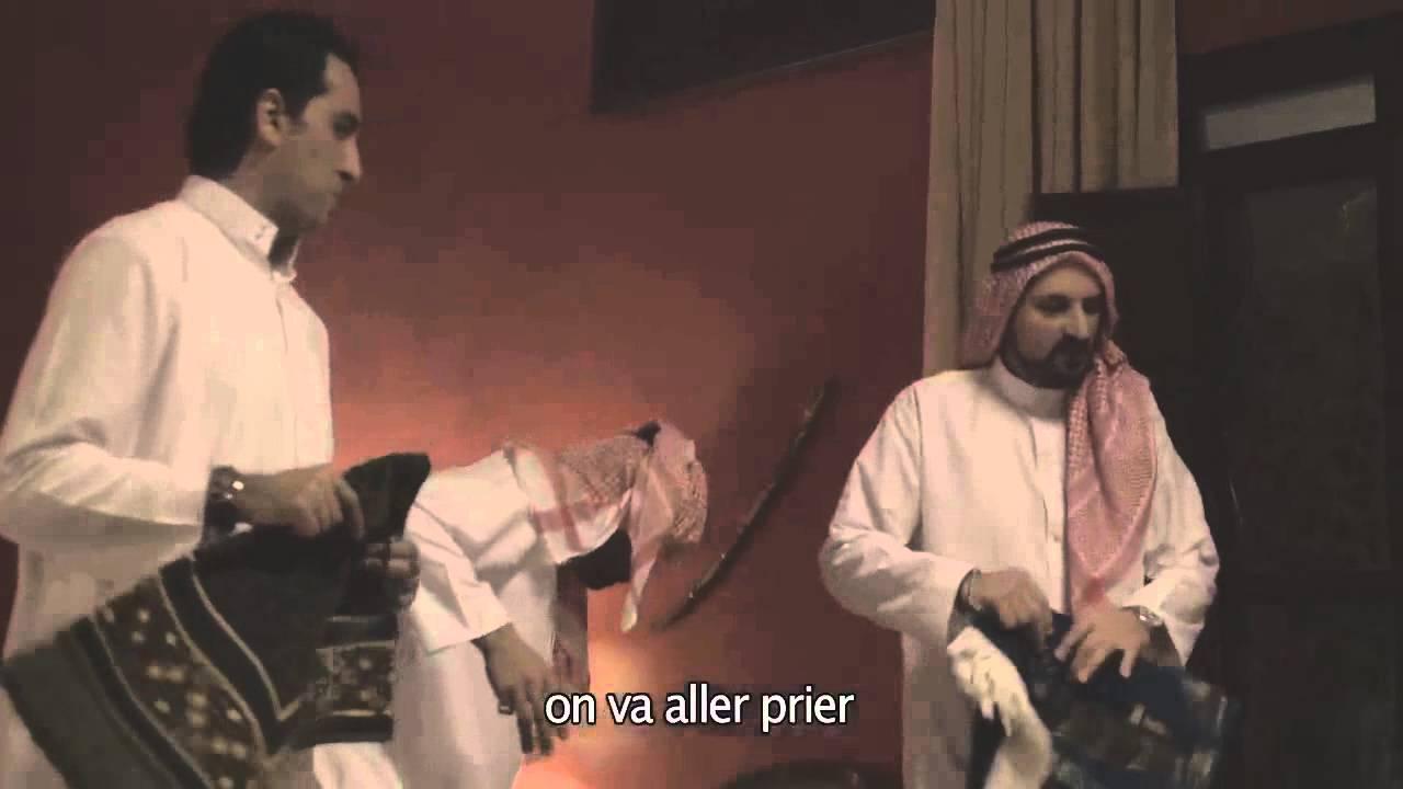 """""""الزين اللي فيك"""" مخرج نبيل عيوش  يهين المواطن السعودي بأنه يصلي وهو سكران"""