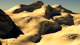 Skitour Wildspitze (3.774m) Ötztaler Alpen - The Highest Point of Tirol 28.3.2014