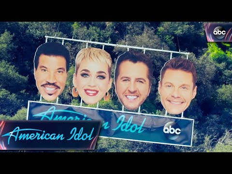 Idol Arrives In Hollywood - American Idol On ABC
