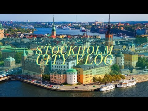 Stockholm City Vlog | Meine Lieblingsplätze