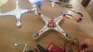 DIY Drone Mod: Add Bright LED Lights To Your Drone