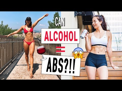 Losing WEIGHT and drinking ALCOHOL | My SIX SECRET TIPS