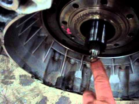 2005 Ford Five Hundred Cvt With Codes P0715 And P2765