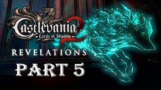 Castlevania Lords of Shadow 2 Revelations Walkthrough Part 5 - Alucard's DLC - Blood Puzzle