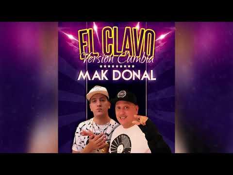 Mak Donal - El Clavo (Version Cumbia)