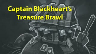 Hearthstone Tavern Brawl: Captain Blackheart